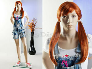 Teen Girl Fiberglass Mannequin Dress Form Display mz sk07