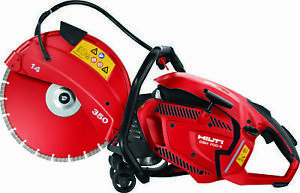 Hilti 2121540 Hand held Gas Saw Dsh 700 X 14 Cutting Sawing Grinding 1 Pc