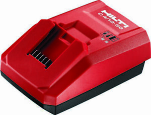 Hilti 2076996 Battery Charger C 4 12 50 115v Cordless Systems