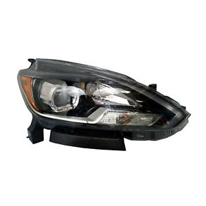 Ni2503246b Remanufactured Oem Led Passenger Side Headlight Assembly