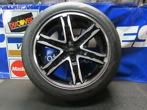 1 22 2019 Ford Expedition Black Machined Wheel Hollander 10200 W Factory Tire