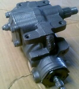 1980 1991 Chevy Gmc 2wd Trucks Power Steering Gear Box