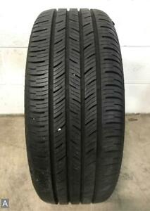 1x P225 45r17 Continental Contipro Contact Ssr 9 32 Used Tire
