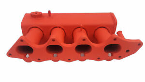Intake Manifold Red Fit 99 00 Civic Si B16a 97 01 Integra Type r B18c5 Vtec