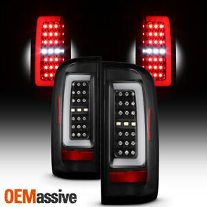 Fit 2015 2019 Chevy Colorado Gmc Canyon Black Full Led Drl Tail Lights 16 17 18