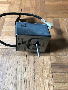 Fisher Joy stick 6 pin Straight Snow Plow Control Oem Controller Western As is