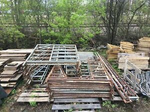 35 6 Walk Through Heavy Duty Scaffold Frames And Braces