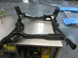 1988 Pontiac Fiero Gt Rear Suspension Subframe Cradle Powder Coated Rust Free