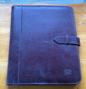 Beautiful Leather Day Planner Free Shipping