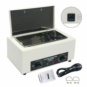 Dry Heat Sterilizer Dental Autoclave Elegant Dental Medical Vet Tattoo Nv 210 Ce