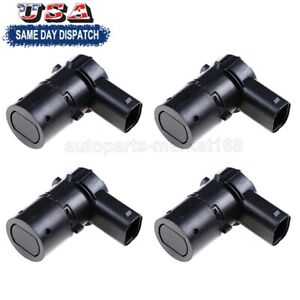 4pcs For Ford F250 F350 Reverse Backup Parking Radar Assist Sensor 4f2315k859aa