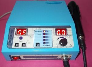 Professional ultrasound ultrasonic therapy machine for pain management Unit