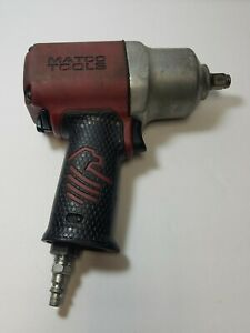 Matco Tools Mt2769 1 2 7500 Rpm Pneumatic Composite Impact Wrench Gun