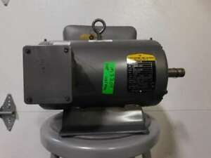 Baldor M3304 3hp Ac Electric Motor