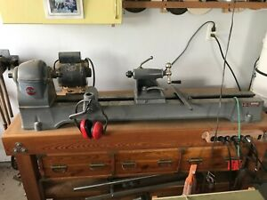 Delta Rockwell 1 3 Hp 1725 Rpm Variable Speed Lathe
