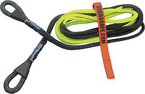 Bubba Rope 3 8in X 25ft Synthetic Winch Line Extension P N 176757