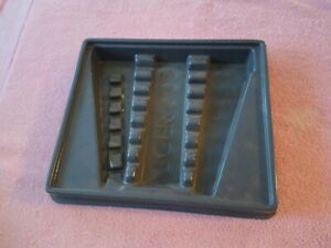 Snap On Tools Wrench Set Storage Tray