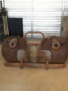 1940 Chevy Special Deluxe Parts