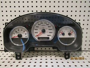 2004 2005 Ford F150 Speedometer Instrument Gauge Oem