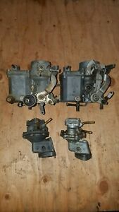Volkswagen Solex Carb 34 Pict 4 Made In W Germany