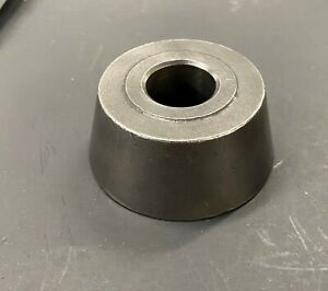Ammco 3107 2 890 X 3 5 Centering Cone Adapter For Brake Lathe W 1 Arbor
