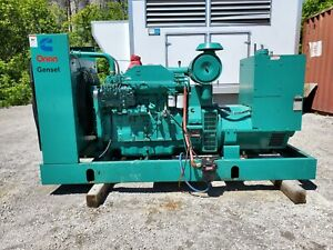 150 Kw Cummins Diesel Generator 6cta8 3 g 8 3 480 240 208 120 Low Hours