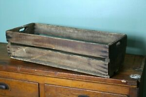 Large Wood Crate For Sale