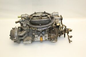 Carter Afb Competition Series Carburetor 9637sa 0331 Electric Choke