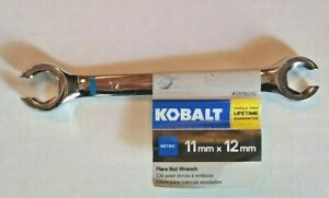 Kobalt 11 Mm X 12 Mm Flare Nut Wrench