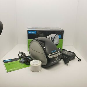 Dymo Labelwriter 450 Turbo Thermal Label Printer 1752265 Free Roll Of Labels
