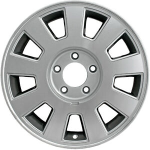 03496 Refinished Ford Crown Victoria 2006 2006 16 Inch Wheel