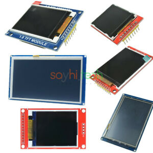 1 44 1 8 2 2 5 7 Inch Spi Tft Lcd Display Module St7735s Ssd1963 For Arduino