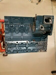 Kubota Bobcat 753 V2203 Diesel Engine Block