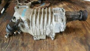 Turbo Supercharger Automatic Transmission Fits 01 04 Frontier 513278