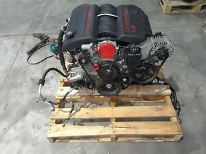 06 07 Corvette C6 Complete Ls2 Engine Drop Out 6 0 400hp 59k Aa6435