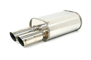 Obx Racing 2 5 Inlet Hr06 25 Harpoon Series Style Muffler For Universal Use