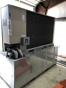 20 Ton Air Cooled Chiller With 100 Gallon Tank And Pump Kit 2012 Whaley