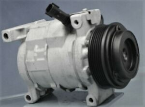 2008 2009 2010 Dodge Grand Caravan A c Compressor Chrysler Town And Country Ac