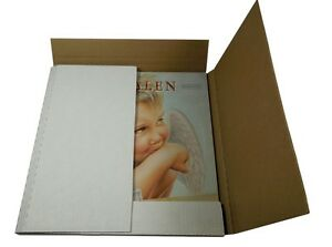 100 Lp Record Album Mailers Book Box Catalog Mailers