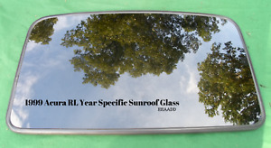1999 Acura Rl Year Specific Sunroof Glass Oem No Accident Free Shipping