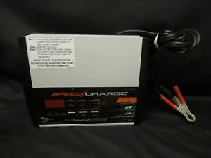 Schumacher Sc 1200a Ca Speedcharge 12amp 6 12v Fully Automatic Battery Charger