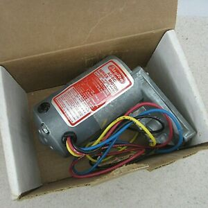 Dayton 2m184 Ac dc Gear Motor 1 15 Hp 5000 Rpm 115v 60hz Sleeve Bearings