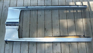 87 93 Ford Mustang Gt Factory Side Skirt Right Hand Ground Effects Rh