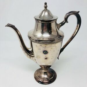 Castleton Coffee Pot 801 International Silver Plated