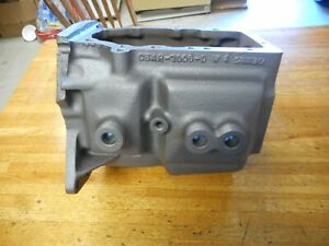 1965 1966 1967 Ford Mustang 4 Speed Toploader Transmission Front Case Broke Ear