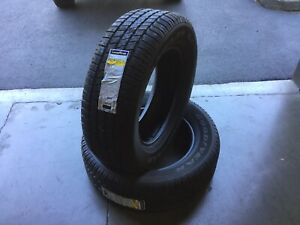 New Tires Goodyear P275 60r20 All Season