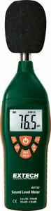 Extech 407732 Type 2 Digital Sound Level Meter 35 To 130 Db New