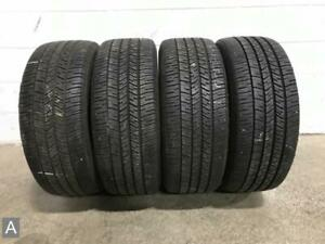 4x P245 55r18 Goodyear Eagle Rs a 8 9 32 Used Tires