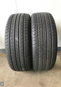 2x P225 45r18 West Lake Sa 07 7 5 8 32nds Used Tires