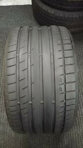 1 Continental Extreme Contact Dw 335 25zr20 99y Tire 335 25 20